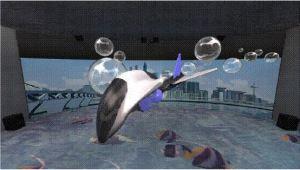 3D interactive show 2 TI