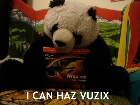 PandaVuzix