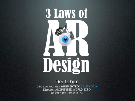 3 laws of AR Design-Cover