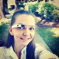 Glass Selfie2